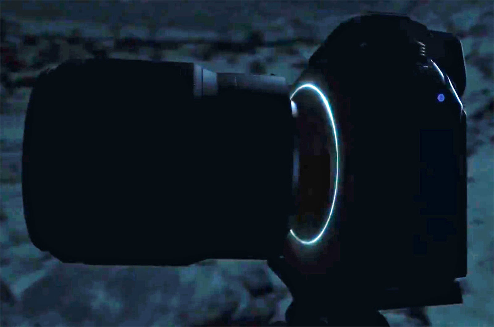 Nikon teases its first full-frame mirrorless cameras