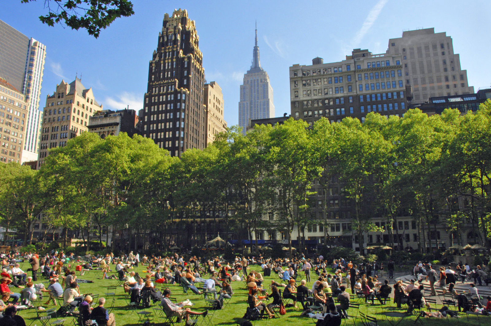 What Is The Biggest Park In New York City