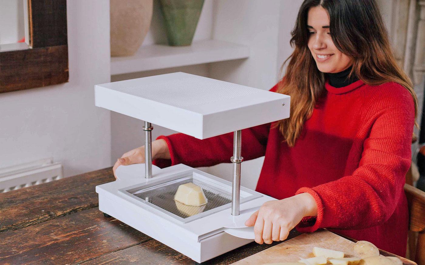 FormBox: Vakuumformer für den Küchentisch