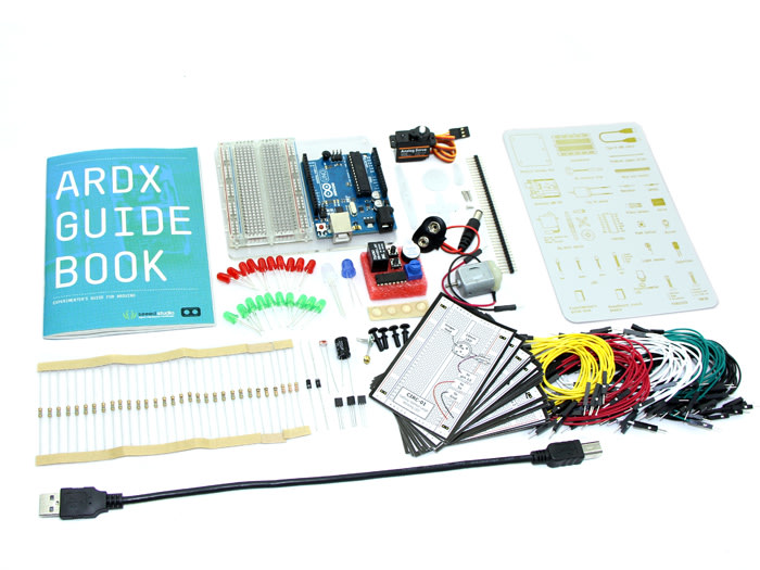 This complete arduino starter kit is nearly percent off