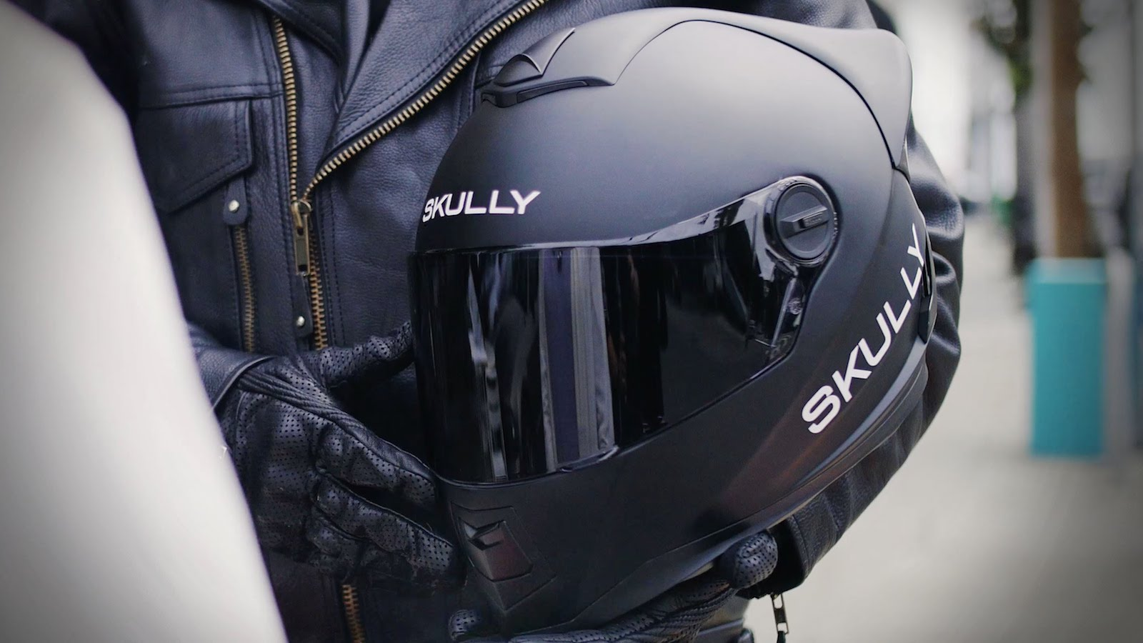 A New Company Is Trying To Revive The Skully Ar Helmet