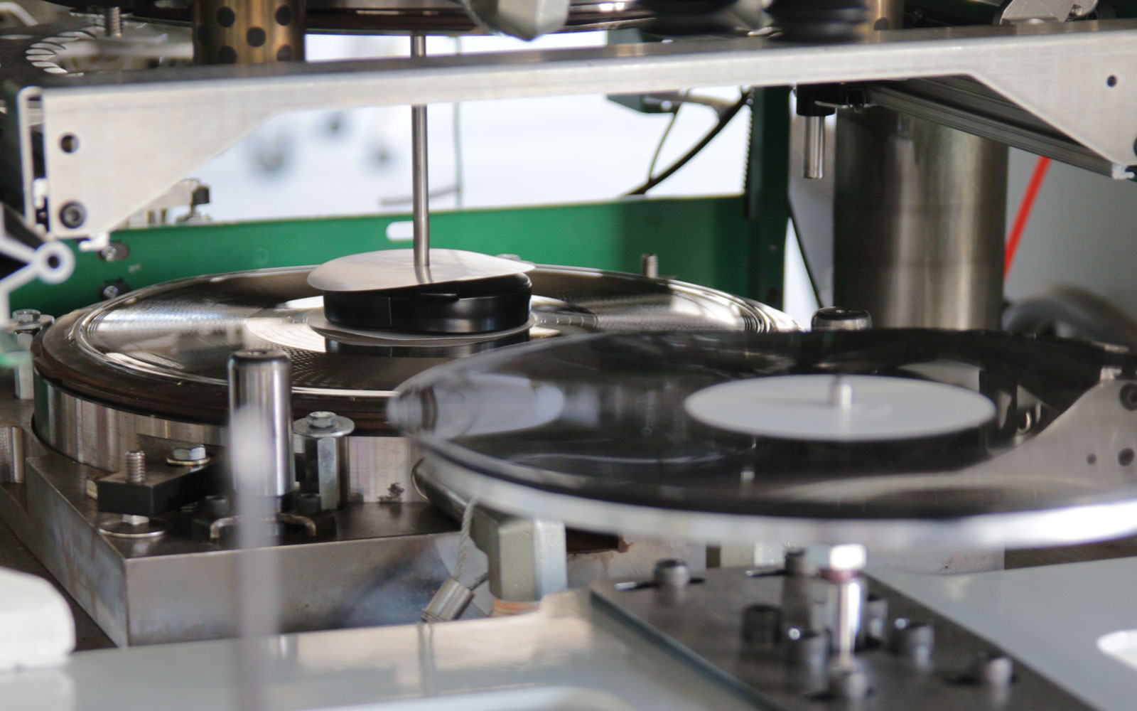 Vinyl Record Production Gets A Much Needed Tech Upgrade