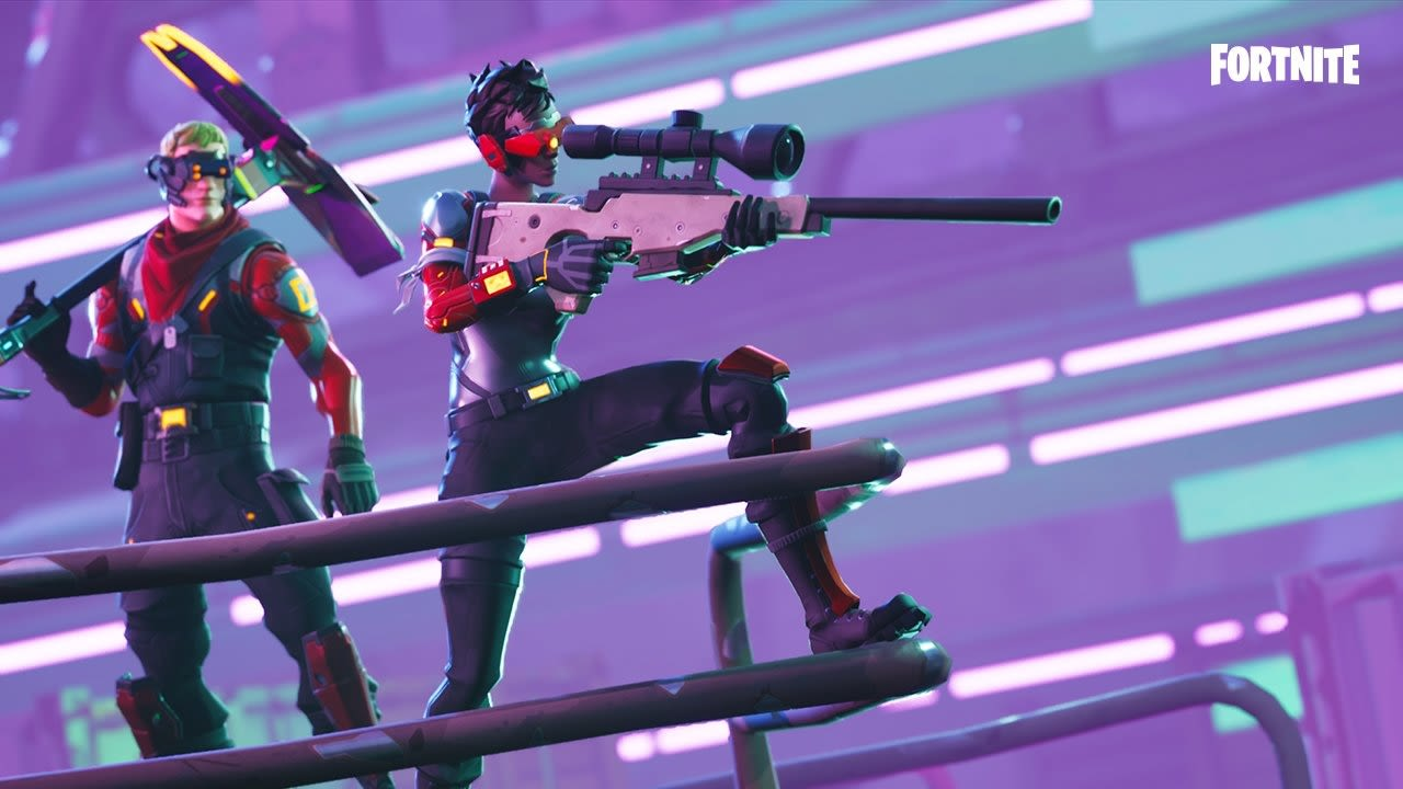 All signs point to fortnite launching on the switch epic games stopboris Images