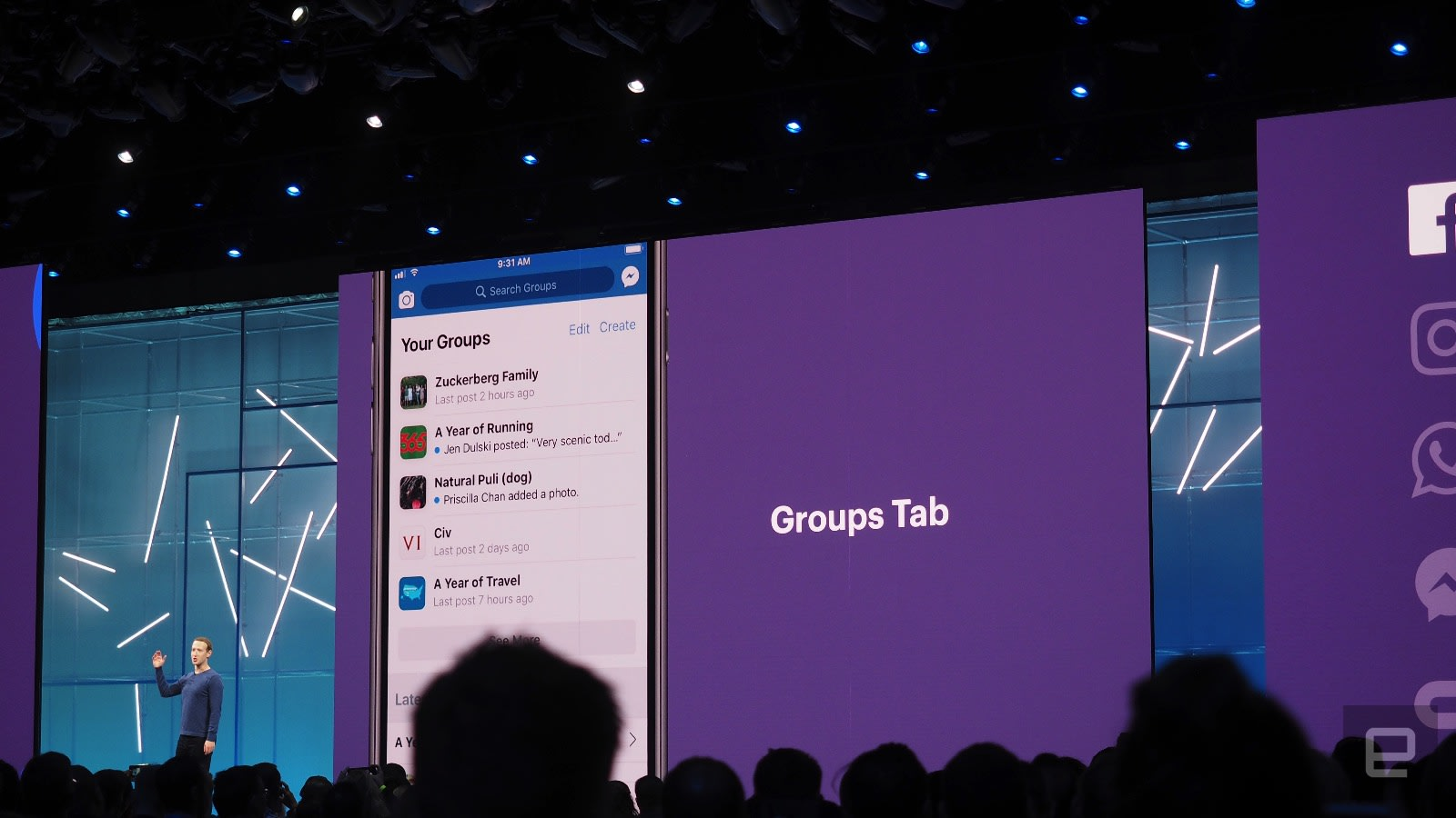 Facebook is moving groups into the spotlight big4all edgar alvarezengadget fandeluxe Choice Image