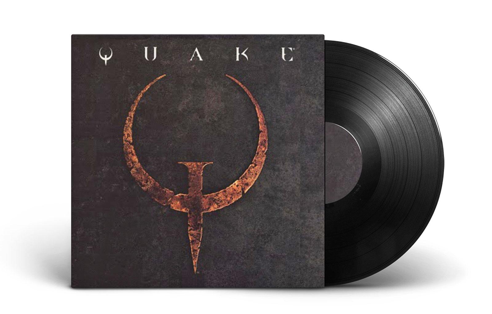Trent Reznor blows dust off the \'Quake\' score for vinyl reissue
