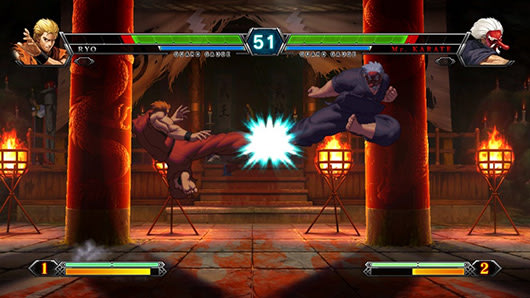 King Of Fighters Recettear Headline Steams Anime Game Sale