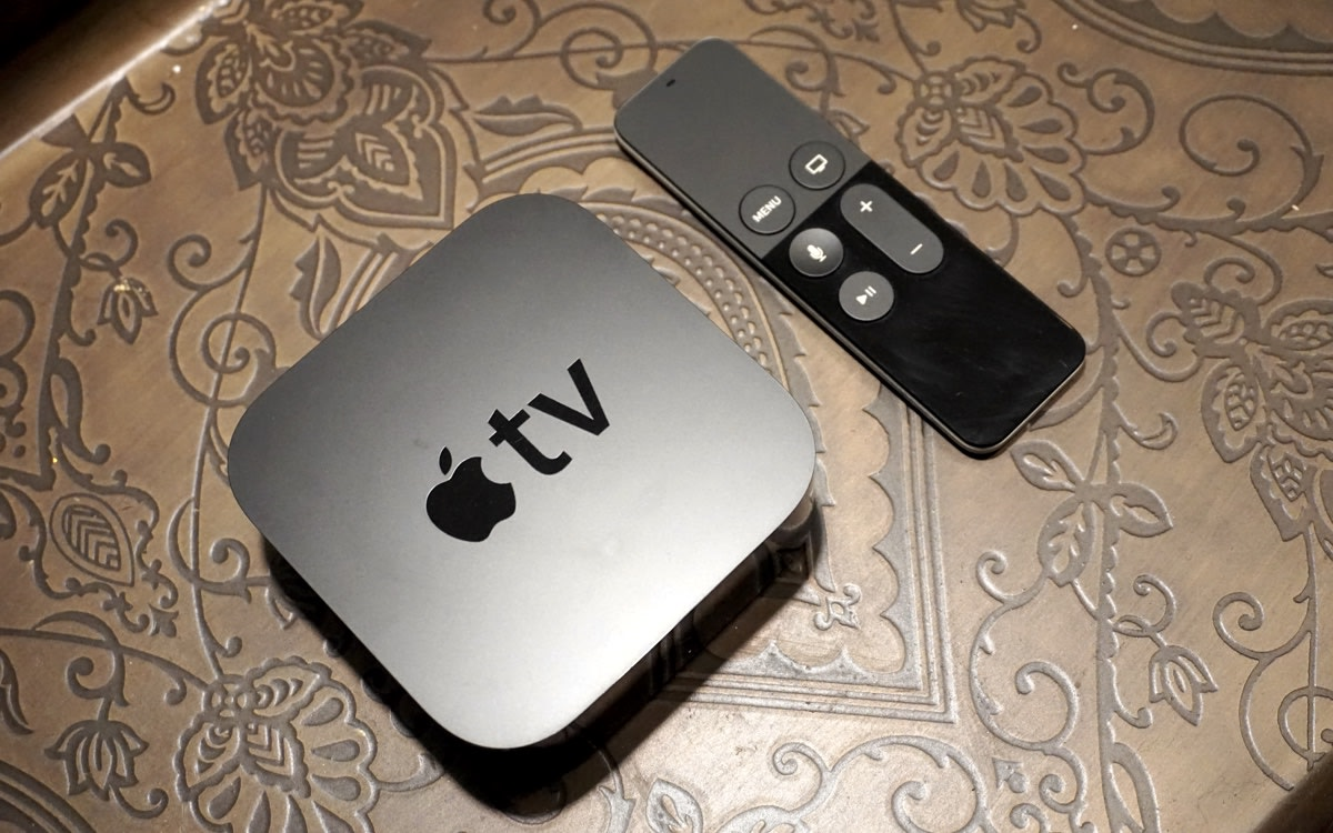 how to connect apple tv remote iphone