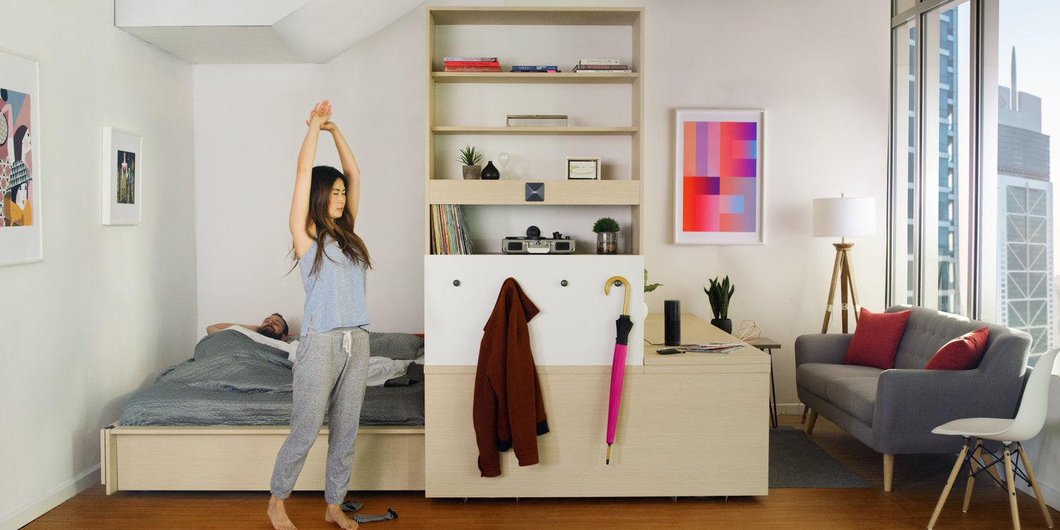 mit 39 s 10 000 robotic furniture is making its way to small. Black Bedroom Furniture Sets. Home Design Ideas