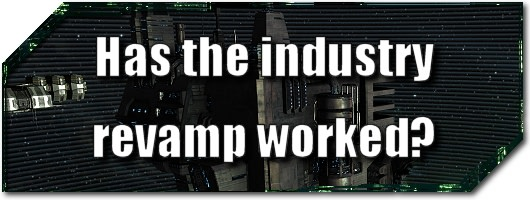 Eve evolved has the industry revamp worked when i was first introduced to eve online back in 2004 a big part of the attraction for me was the promise of a huge player run economy in which the only malvernweather Image collections
