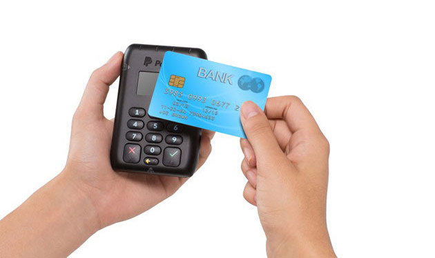 paypal is no stranger to mobile payment solutions but at mobile world congress the company is making a useful upgrade to its here card reader - Paypal Credit Card Swiper