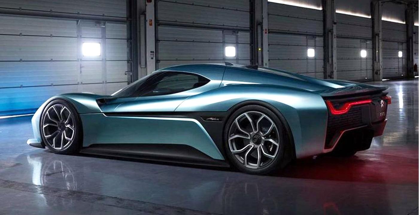 The worlds fastest electric car - Undo
