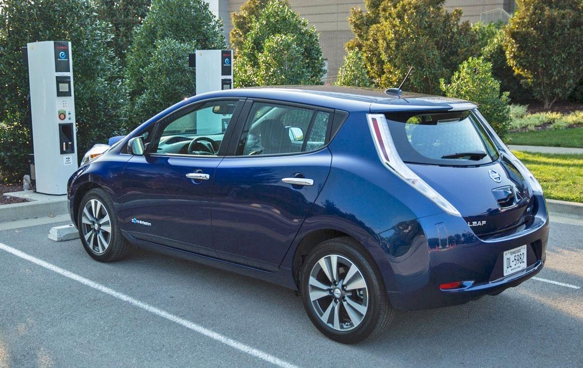 Nissan Electric Car Rebate
