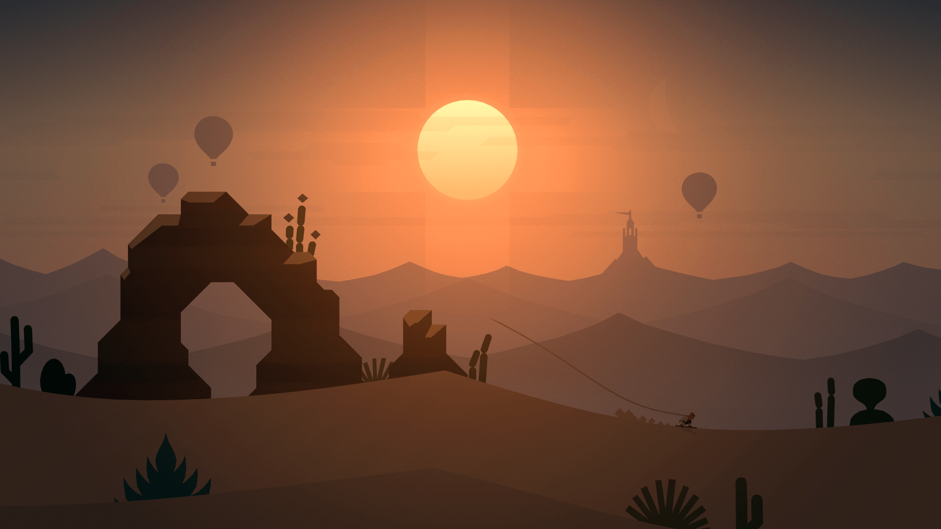 The Sequel To Alto S Adventure Arrives This Summer