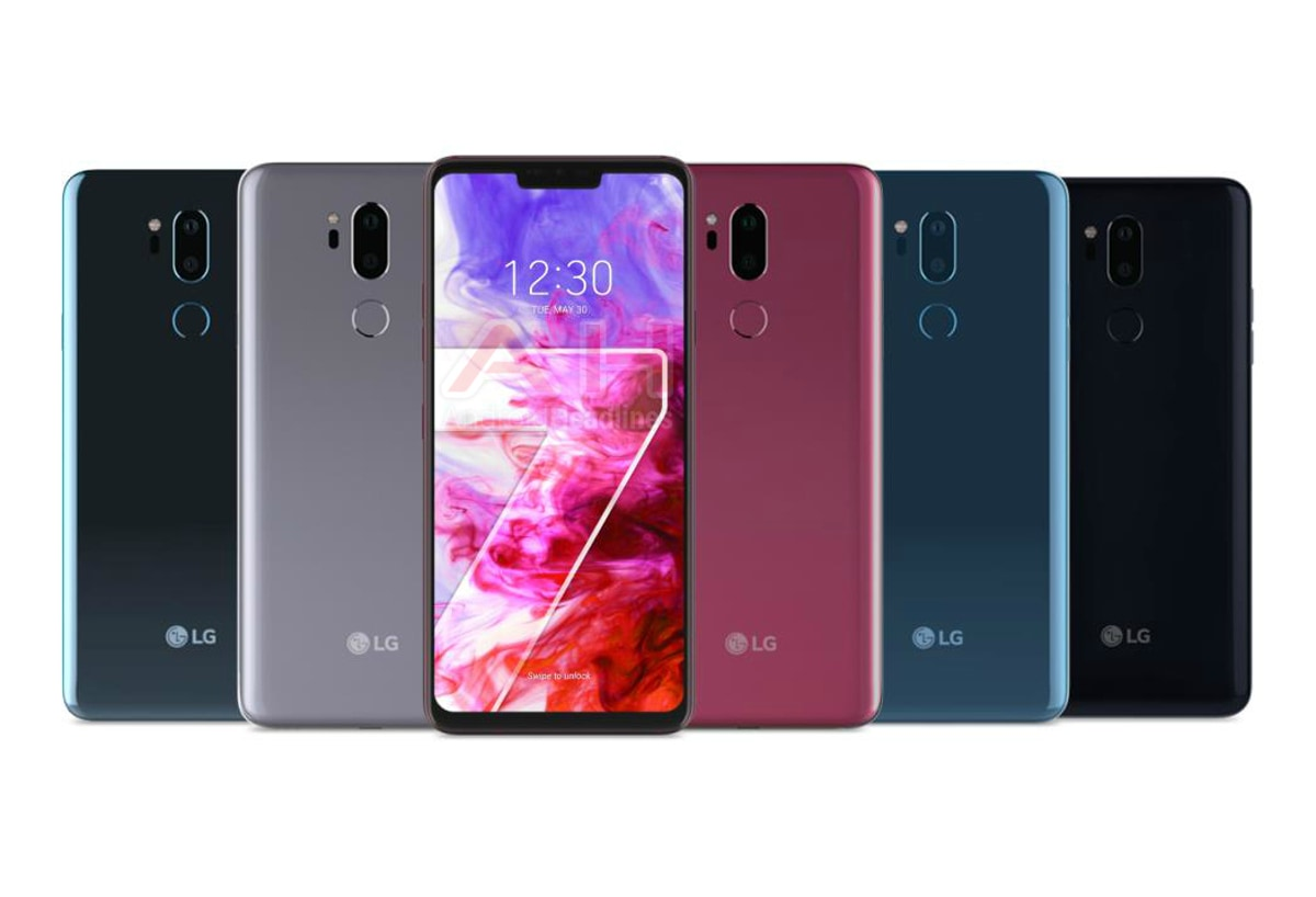Lgs G7 Packs A Dedicated Google Assistant Button