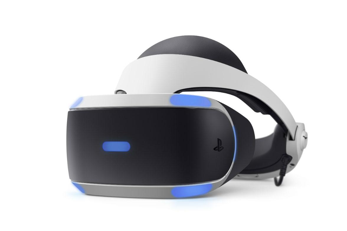 playstation s updated vr headset arrives in japan tomorrow. Black Bedroom Furniture Sets. Home Design Ideas