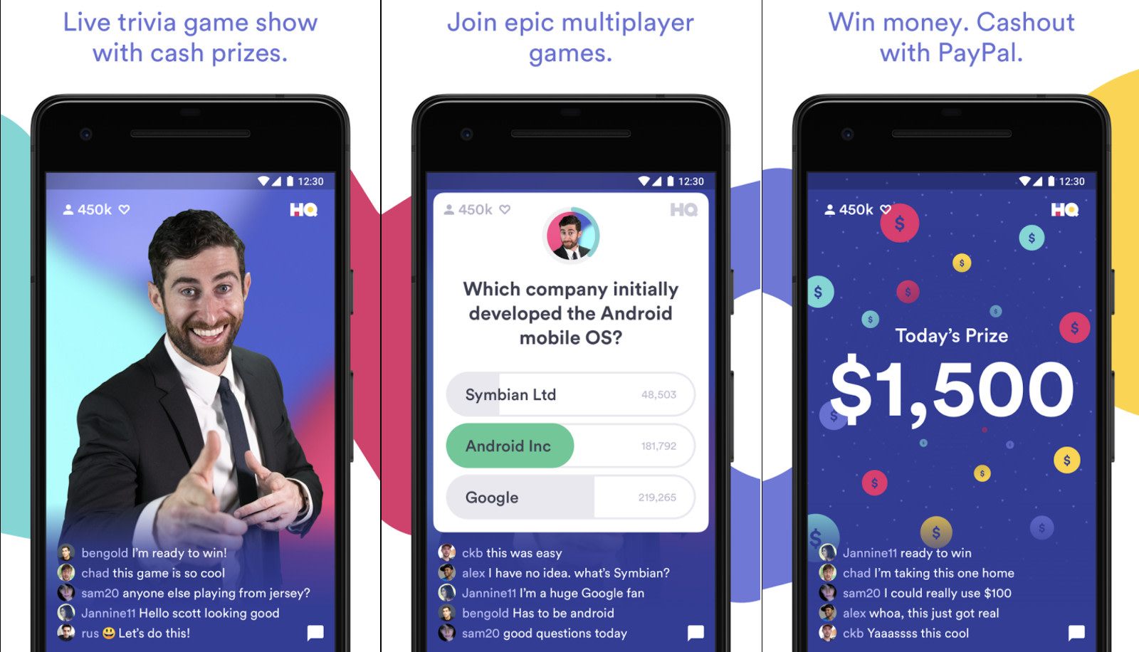 HQ Trivia Is Finally Making Money. Here's How It Pays Its Winners