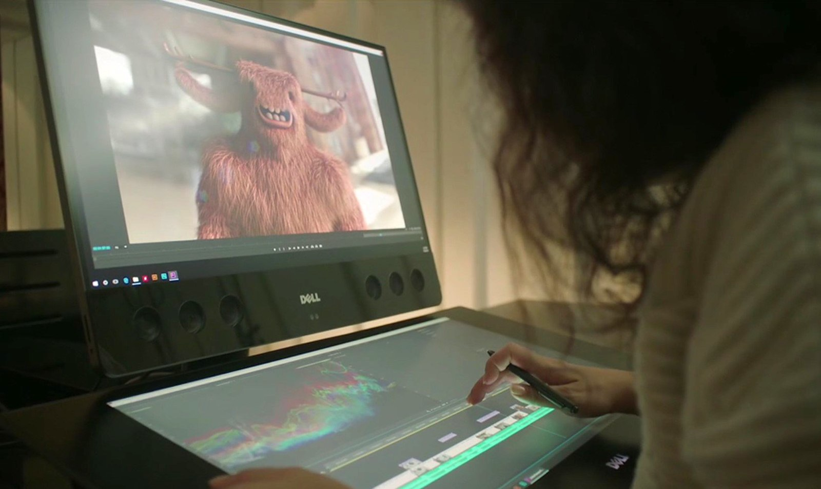 Dell hints at its take on a surface studio like creative pc surface pro artist youtube and daniel rubino twitter sciox Gallery