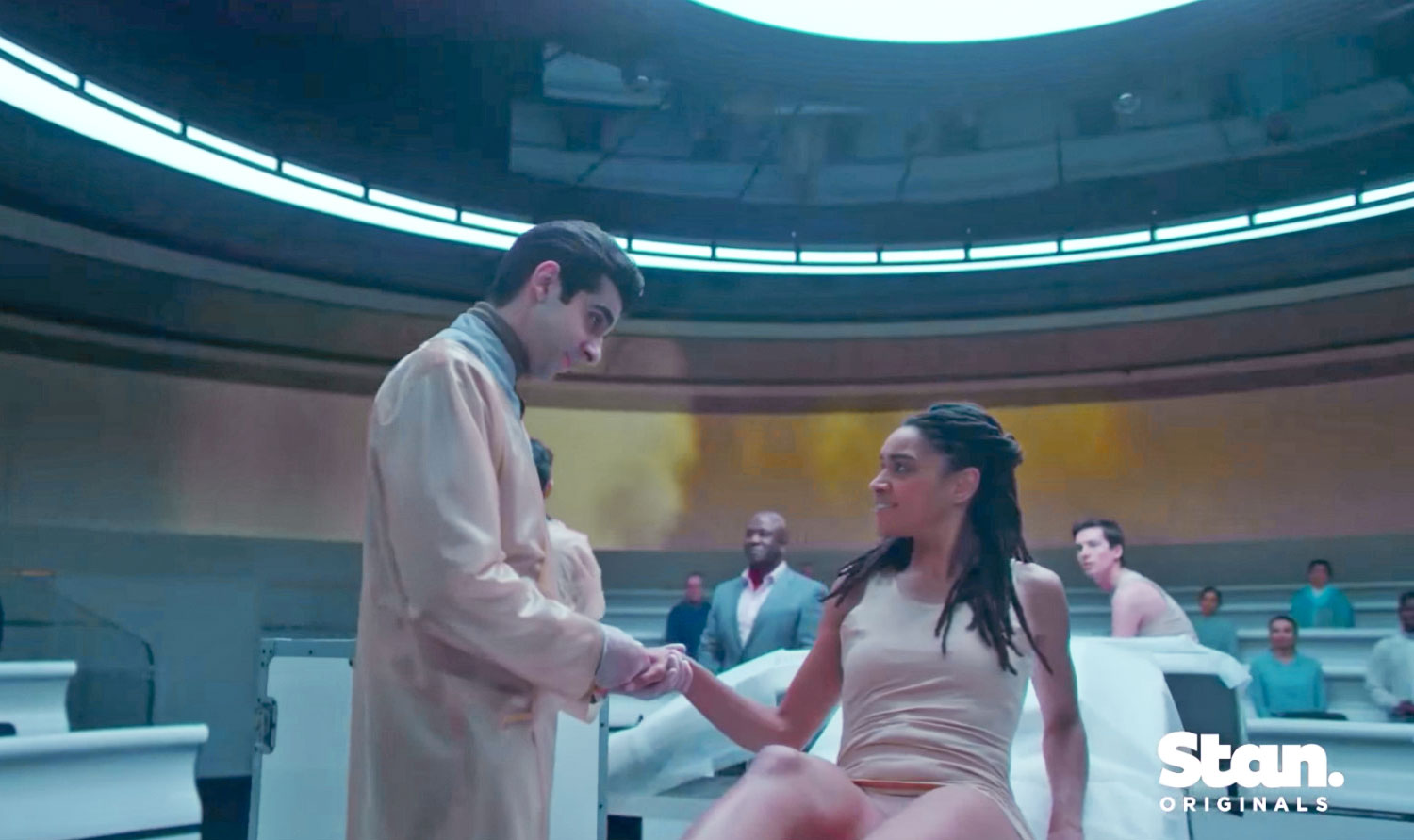 Watch The Trailer For Amazon S Answer To Black Mirror