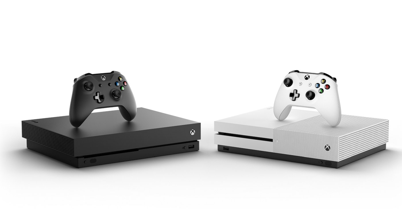 Who wants to buy Microsoft\'s Xbox One X?