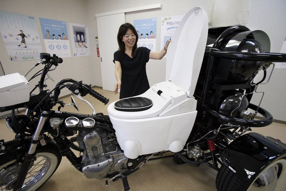 A Westerner\'s guide to Japanese toilets