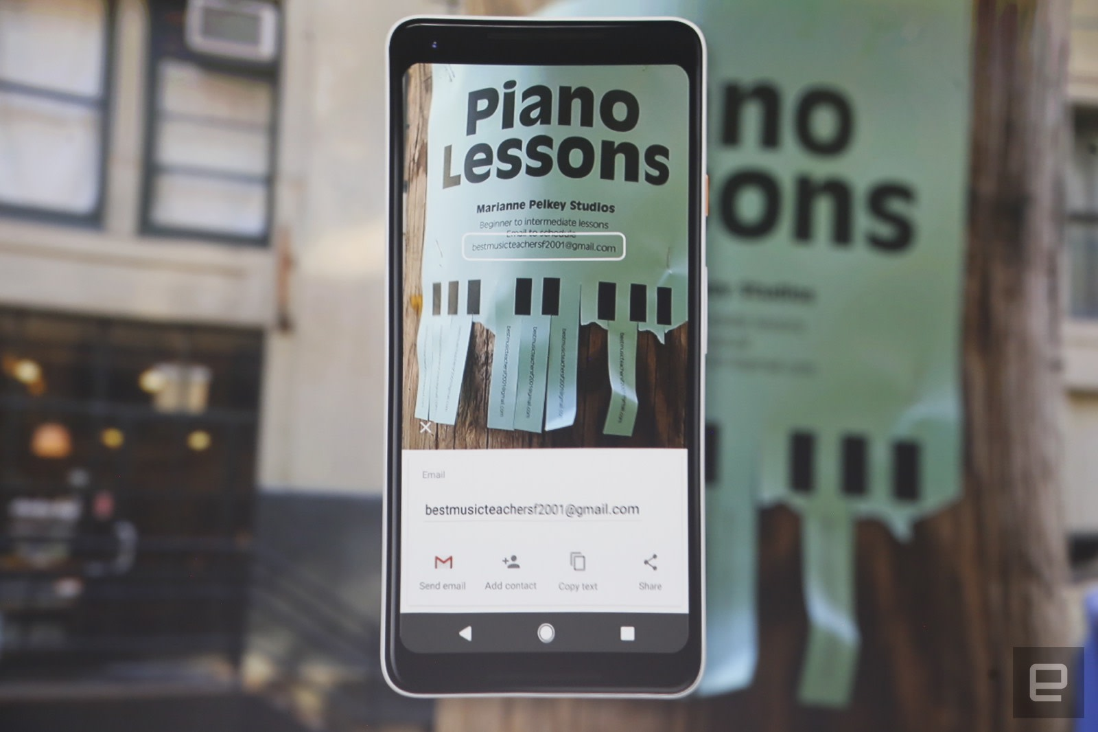 Image result for Google Lens app demonstration