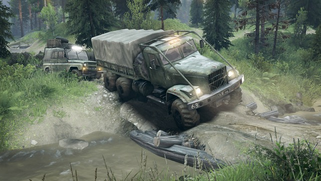 how to run spintires on mac