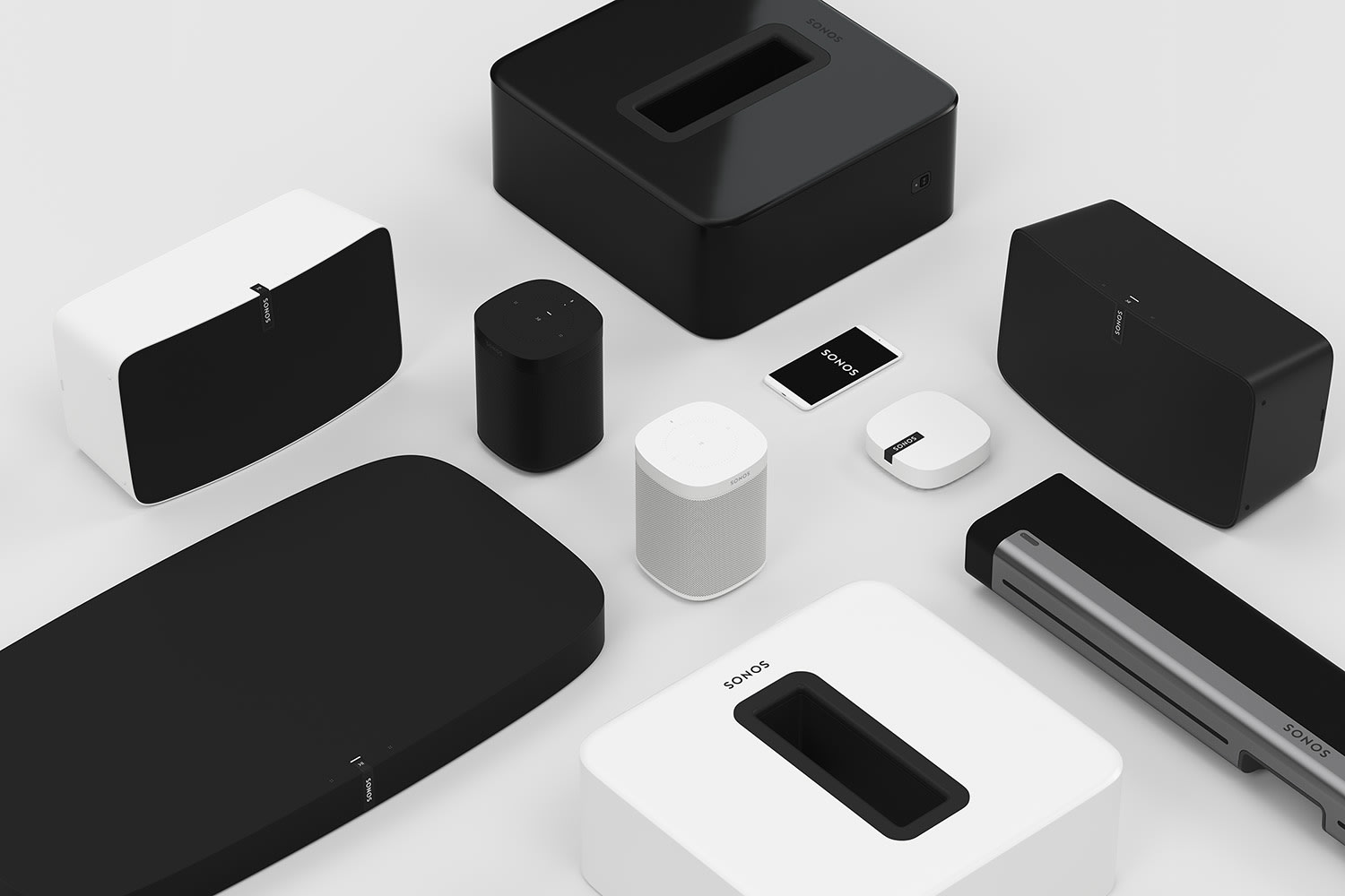 sonos ifttt recipes let your smart home control your music. Black Bedroom Furniture Sets. Home Design Ideas