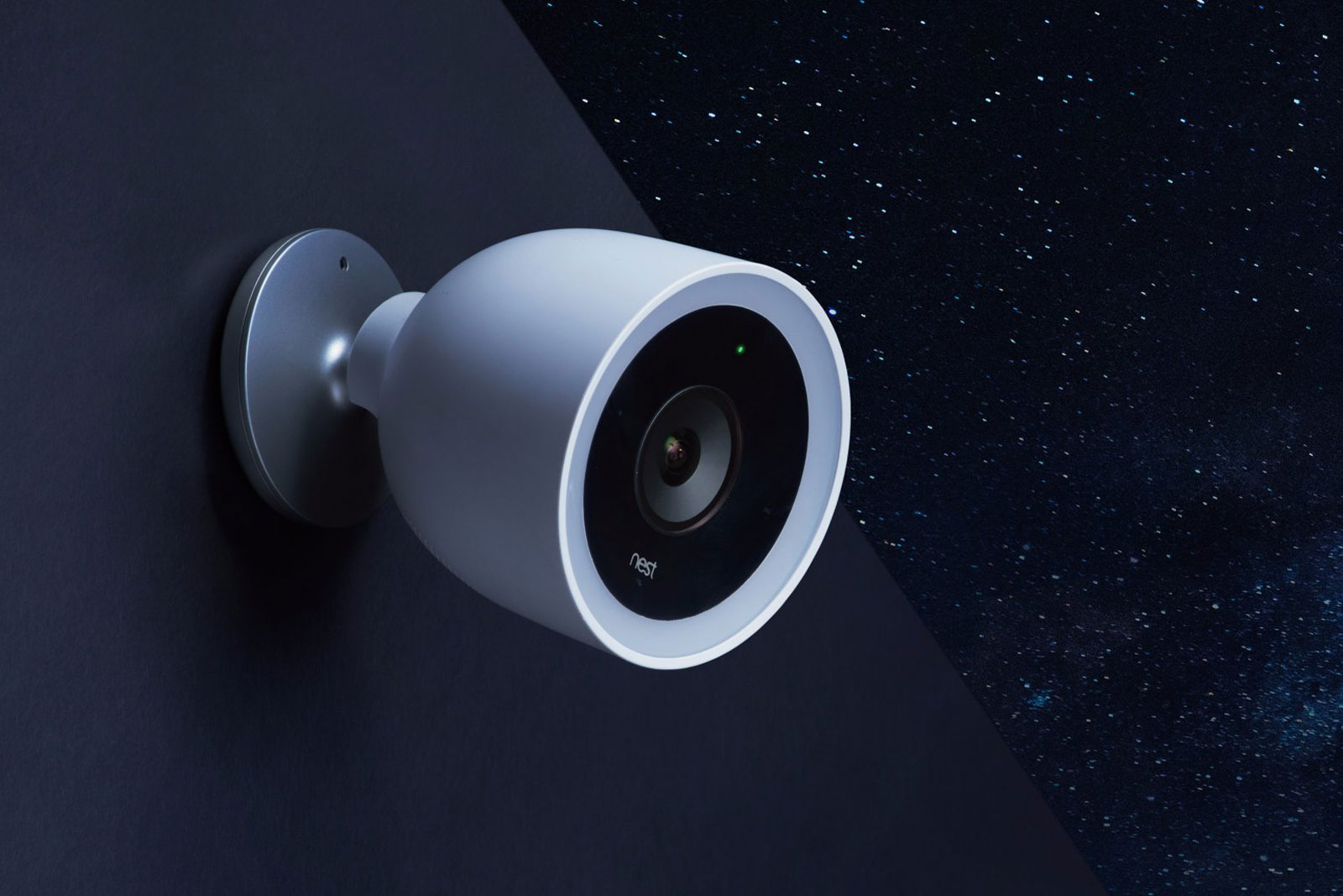 nest 39 s outdoor cam iq brings facial recognition to your. Black Bedroom Furniture Sets. Home Design Ideas