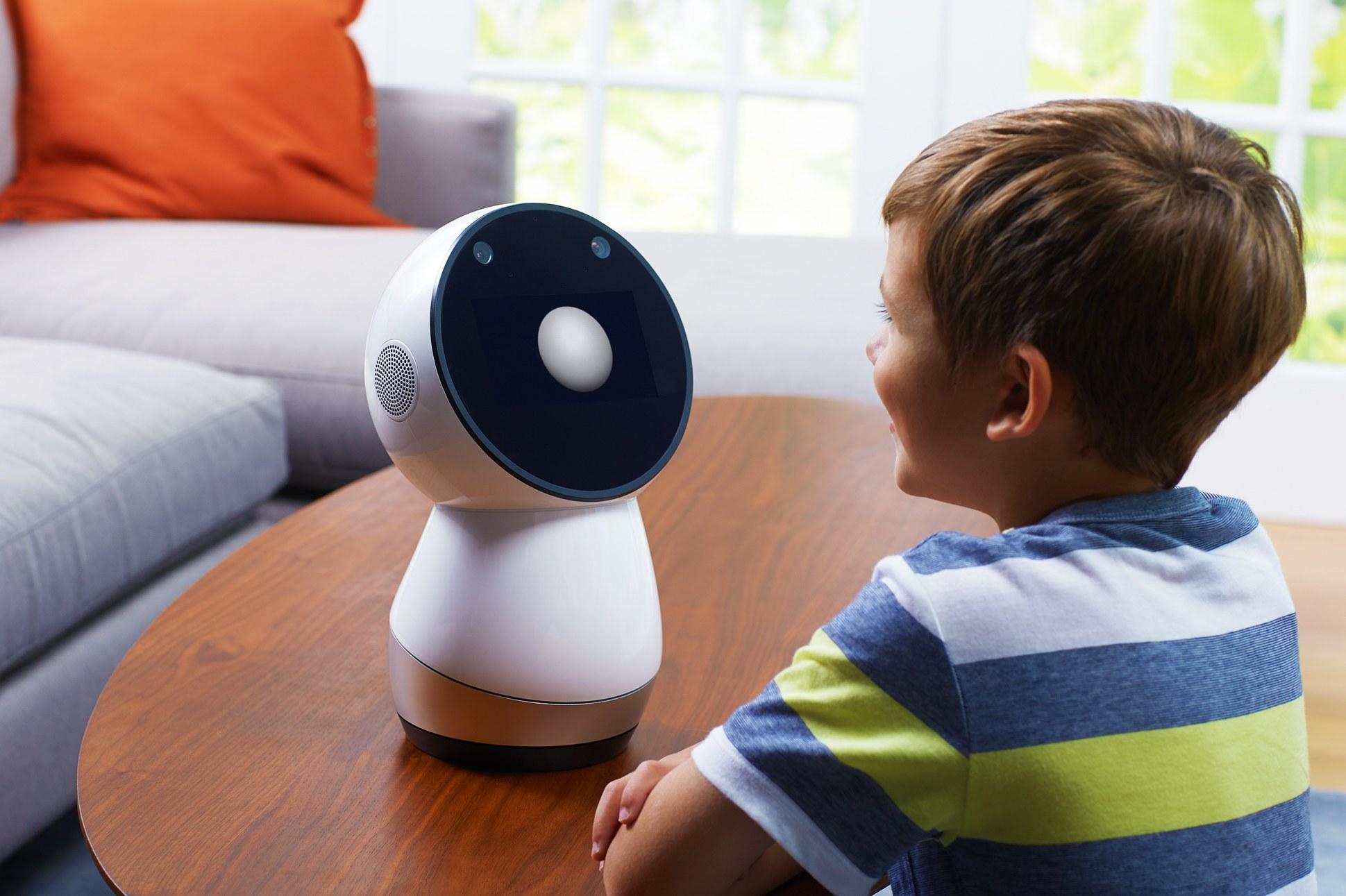 Resultado de imagen para robot jibo