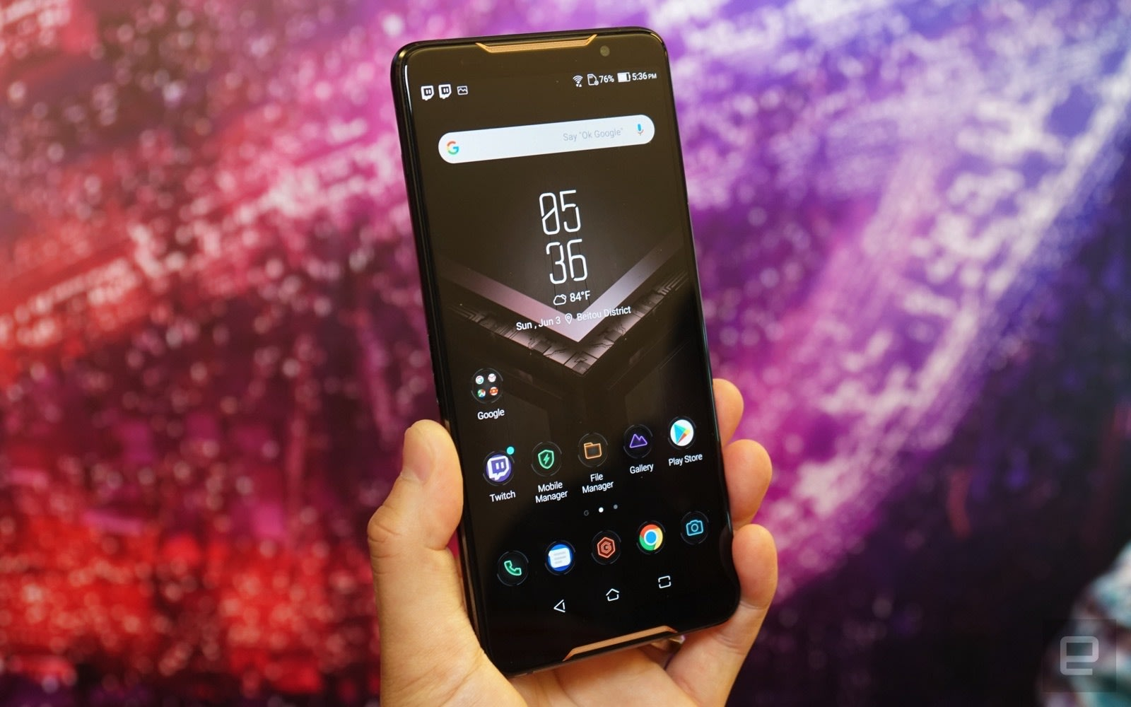 Image result for Preorders for the Asus ROG gaming smartphone go live