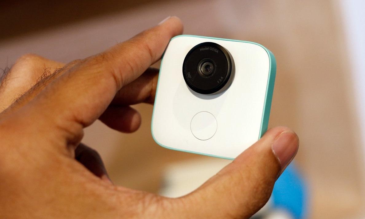 Clips: Google liefert Lifelogging-Kamera aus - aber nicht gerne