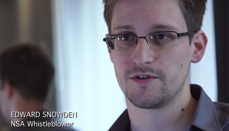 citizenfour offers a fascinating narrow view of edward snowden s