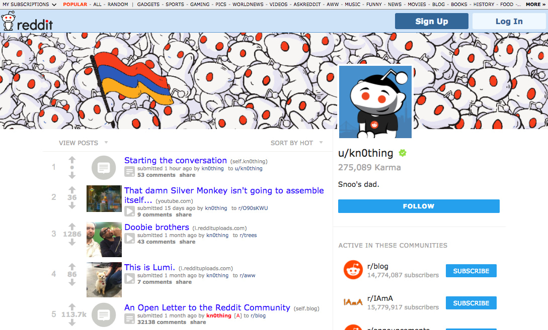 reddit hopes new social features will keep the trolls in line