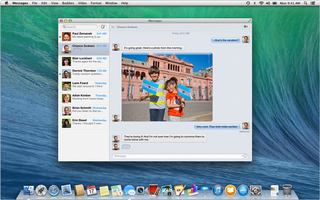 how to add plp on imessage on mac