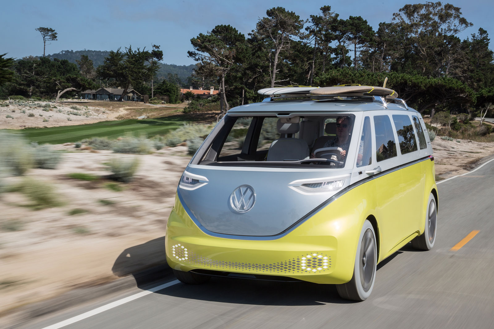 VW's electric microbus will become a reality in 2022