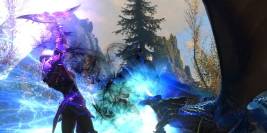 Warlocks Dragons: Neverwinter Shows Off The Scourge Warlock For Tyranny Of