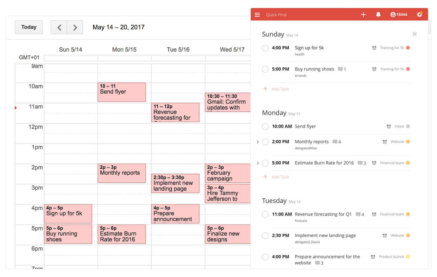Todoist syncs instantly with Google Calendar to keep you on schedule | Engadget