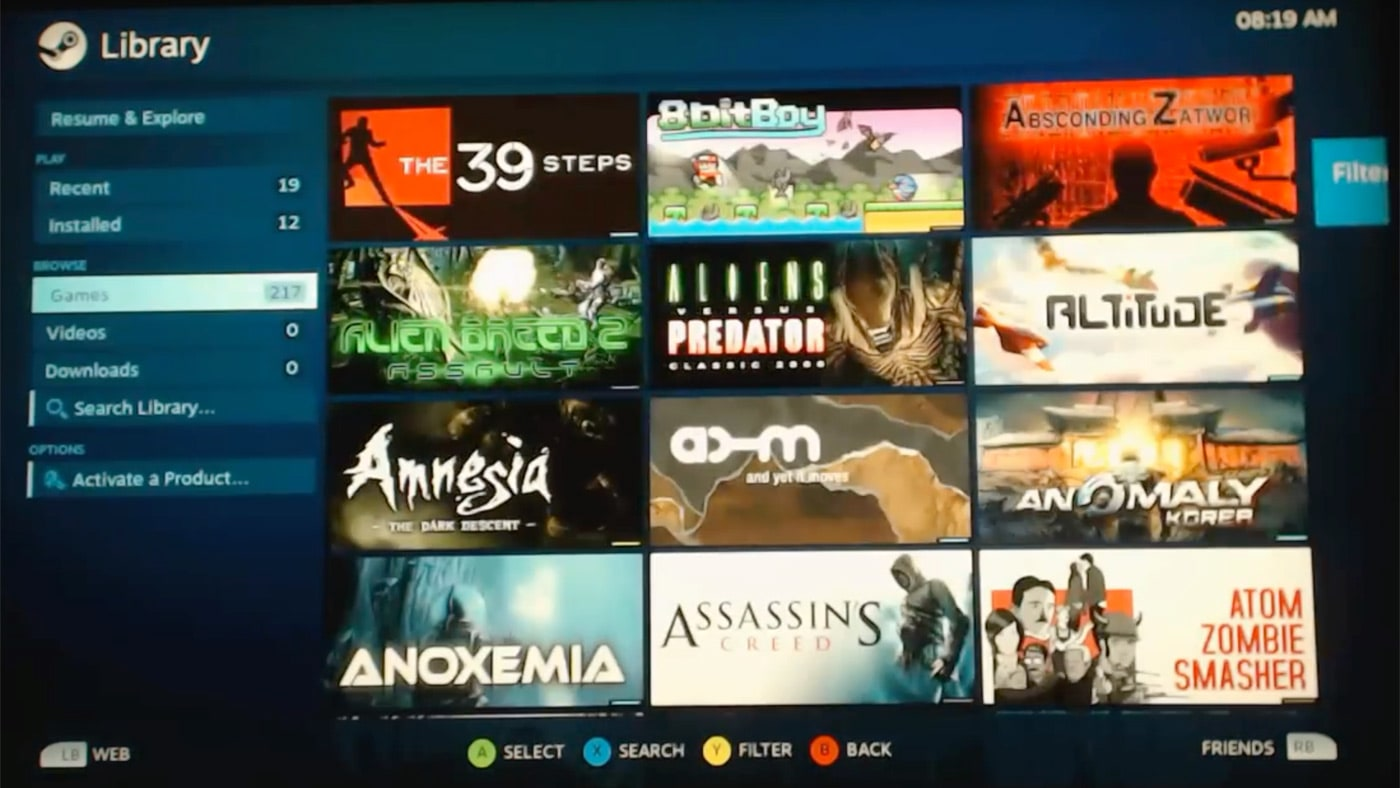 Steam Games For Ps4 : Watch homebrew code run steam games on the ps