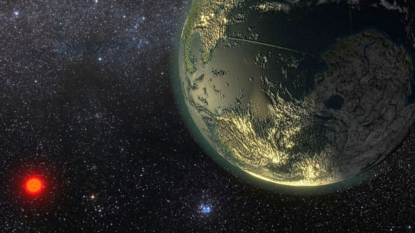 Image result for Exoplanets where life could develop as it did on Earth