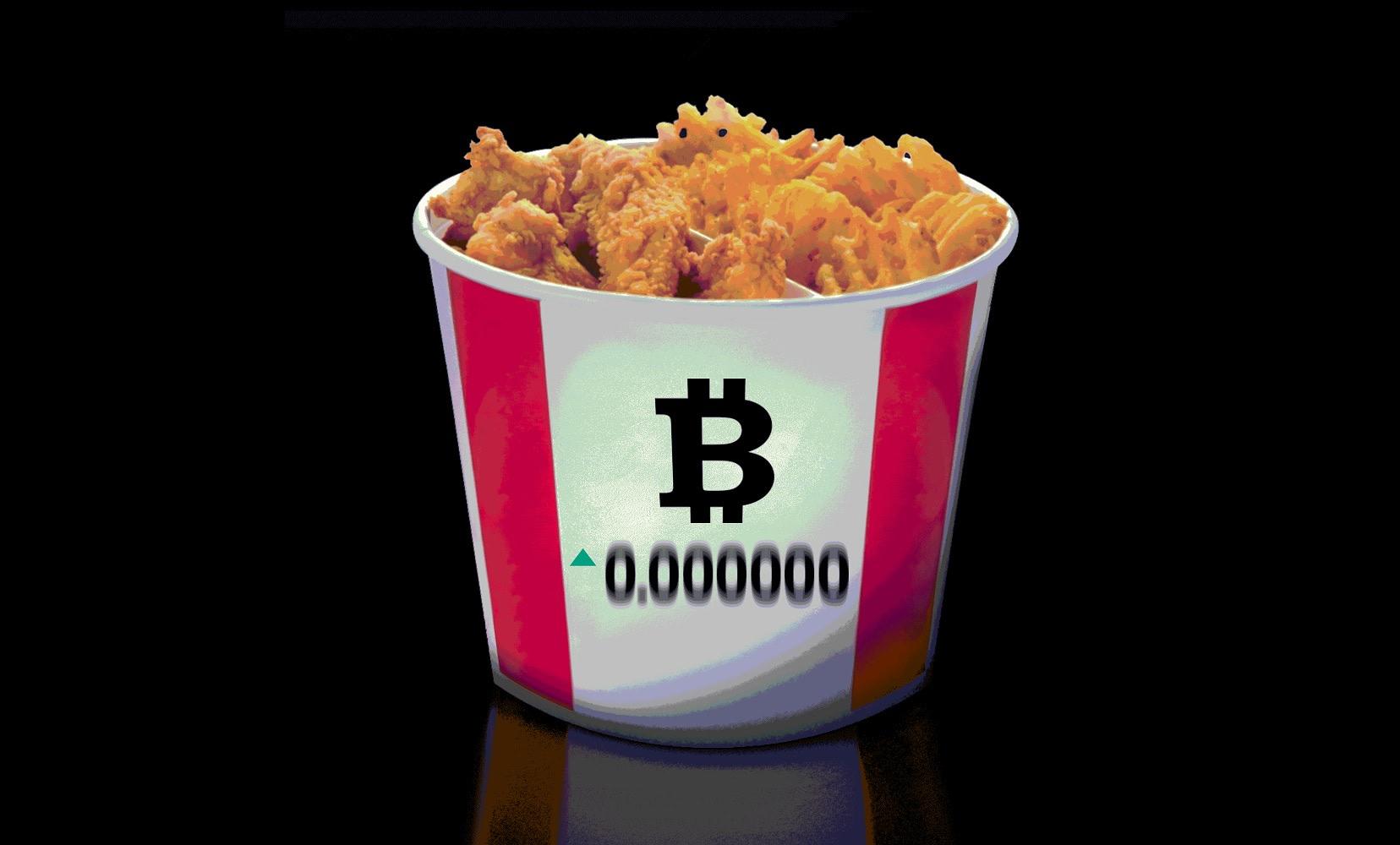Bitcoin was briefly legal tender at kfc canada kfc canada stopboris Choice Image