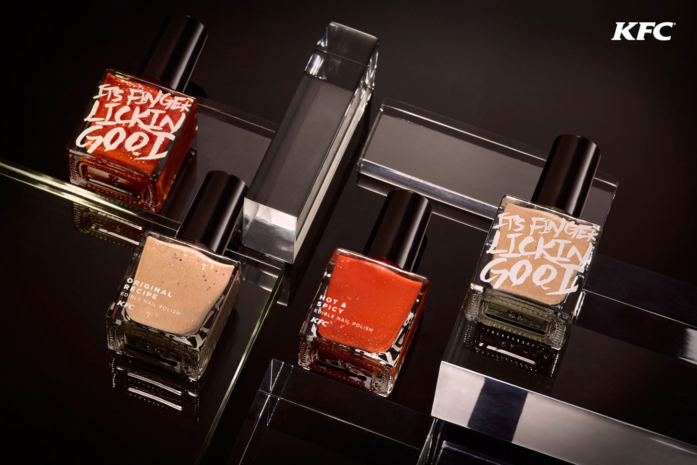 KFC-flavored nail polish gives new meaning to \'chicken fingers\'