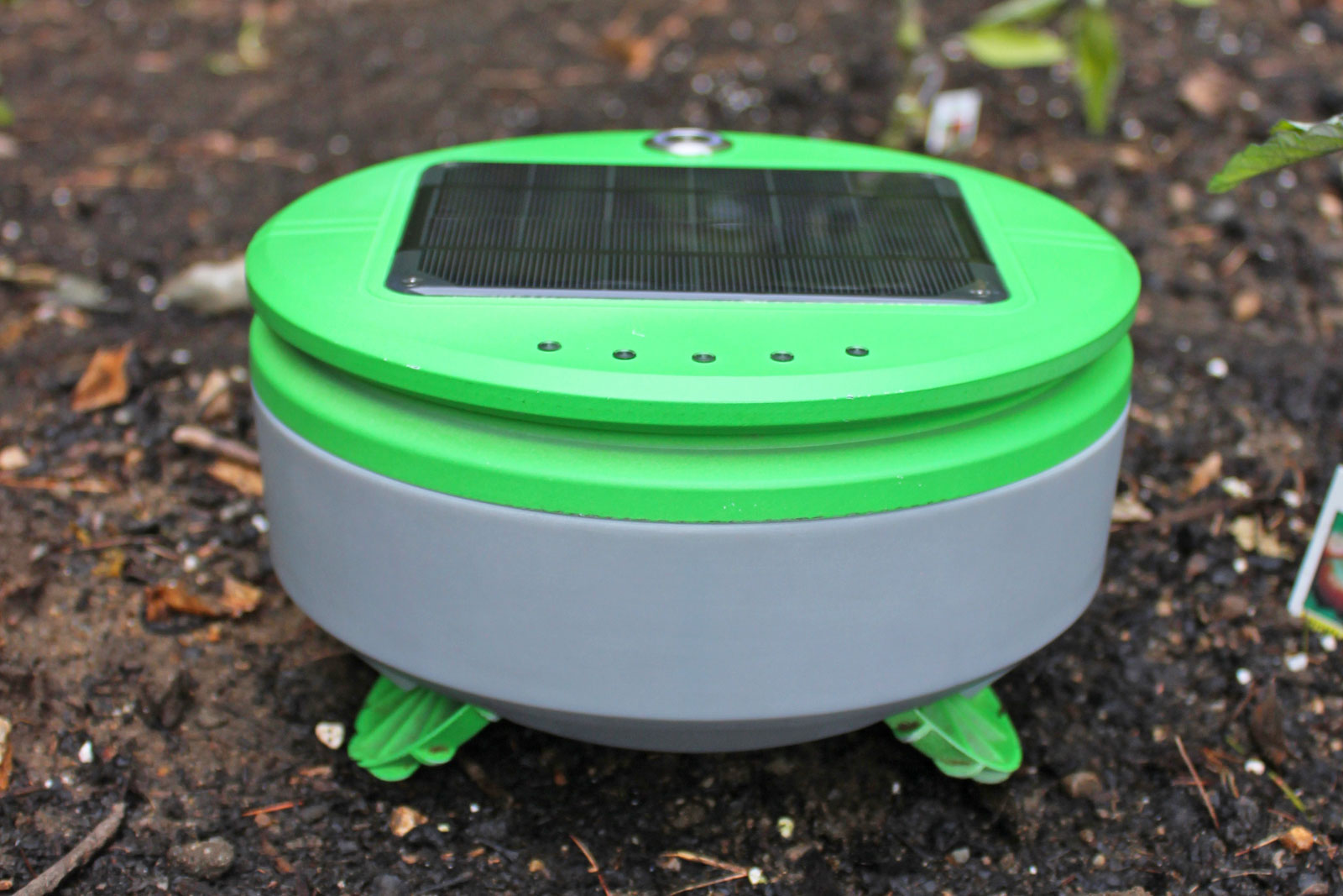 Image result for The Roomba Creator's New Robot Automatically Weeds Your Garden