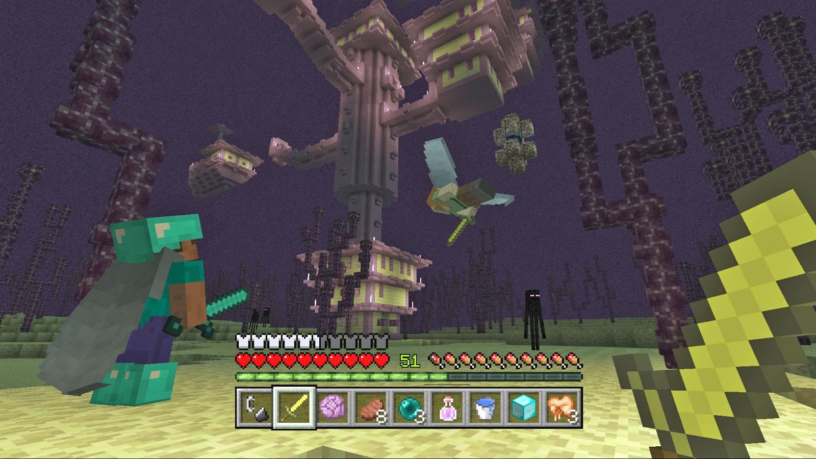 Minecraft Realms Multiplayer Finally Heads To Apple TV - Minecraft spieler online