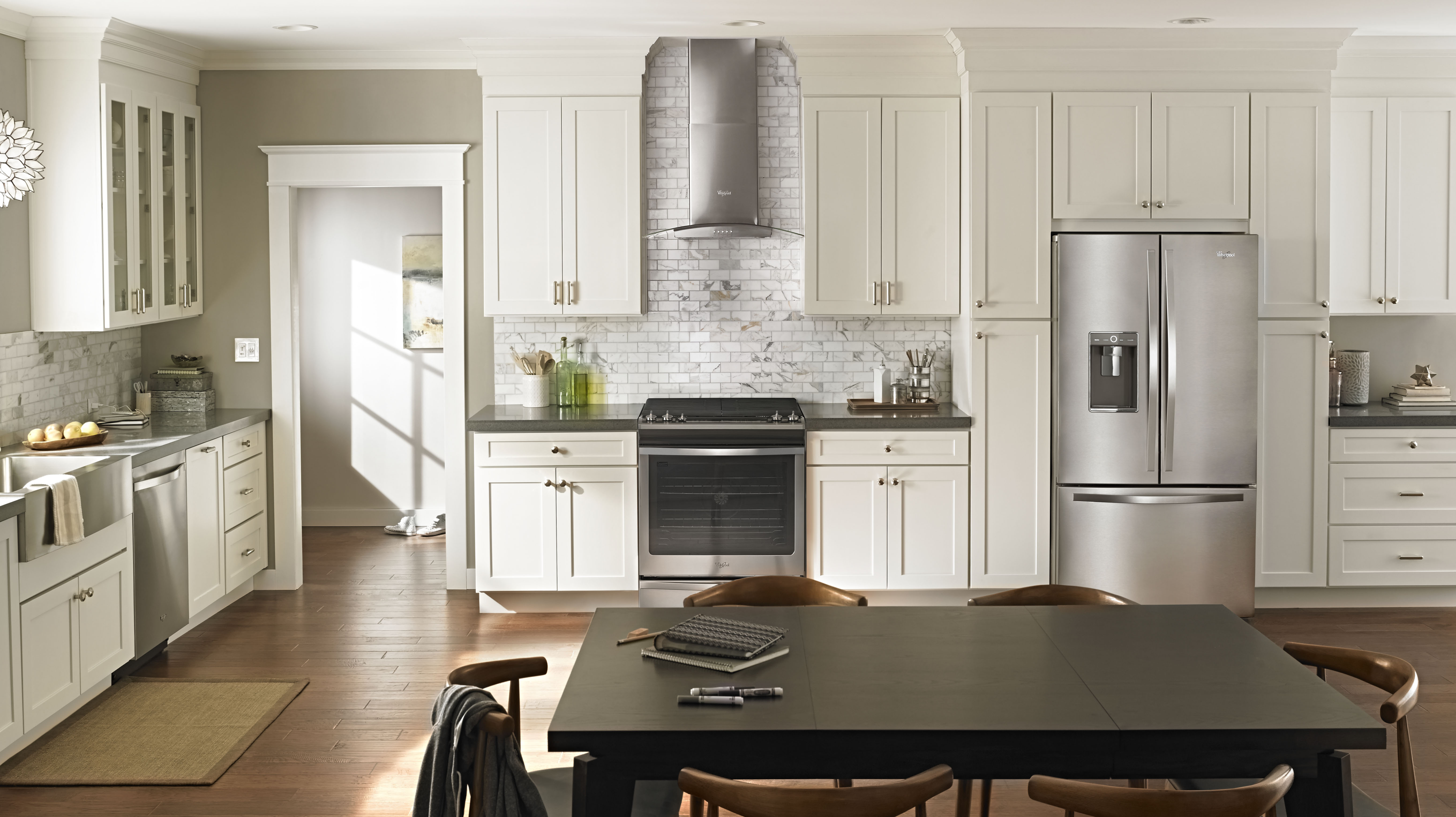 Kitchen Appliances On Credit Whirlpool Integrates Amazons Dash Into Its Smart Appliances