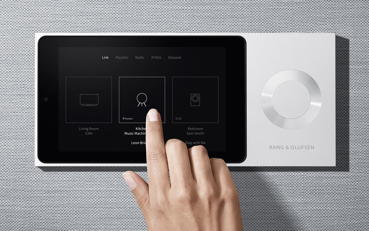 bang olufsen is the latest to jump into multi room audio. Black Bedroom Furniture Sets. Home Design Ideas