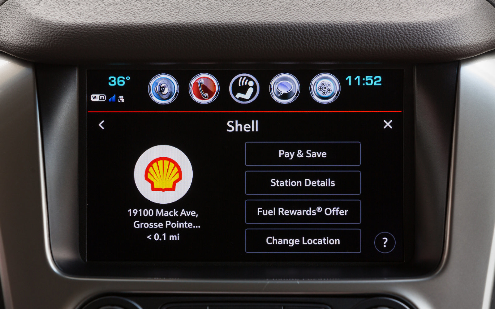 chevyshell - Uber Fuel Rewards Card Activation