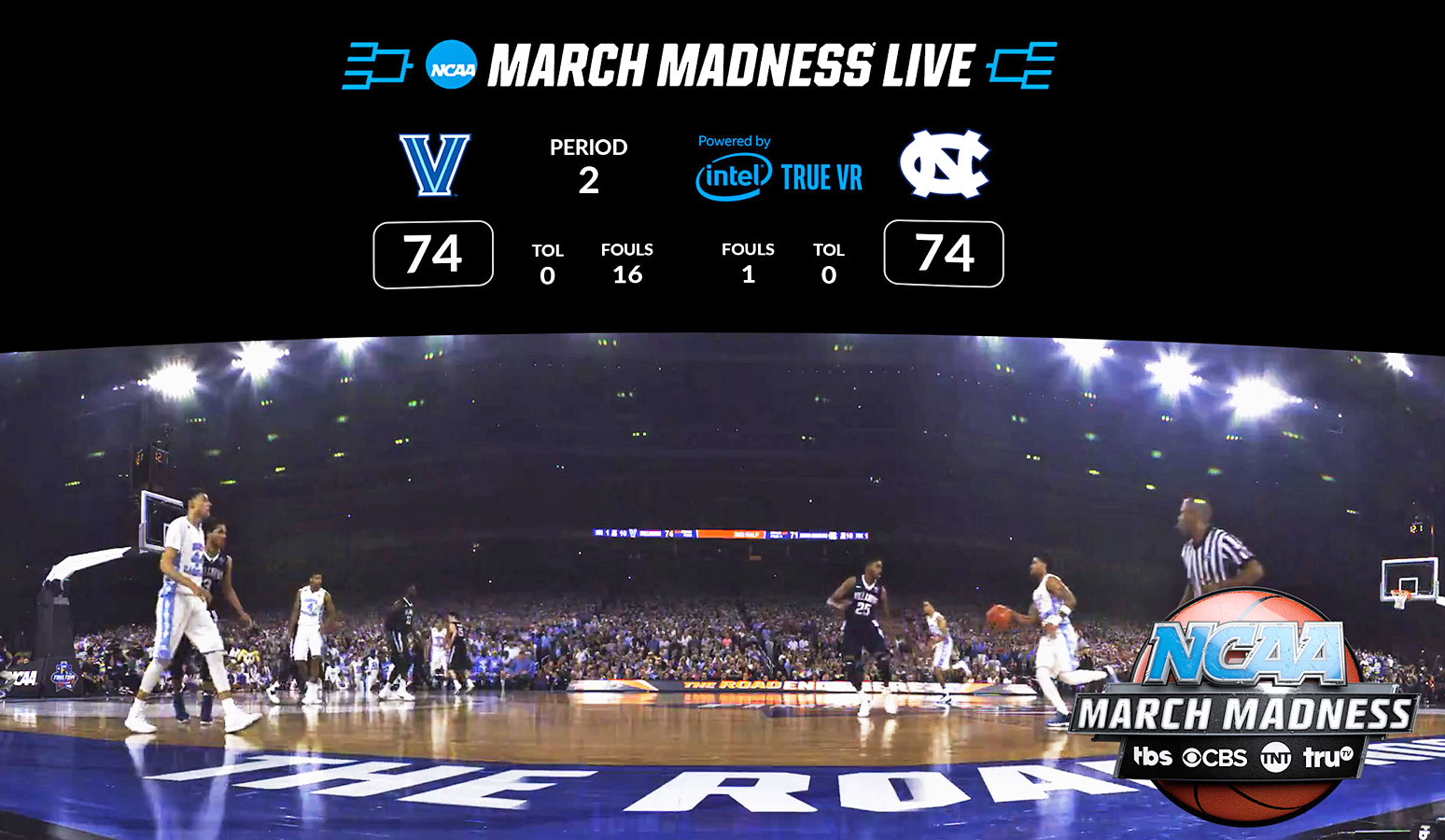 Turner Sports Cbs Sports To Preview March Madness In: March Madness Is Back In VR, But It Will Cost You