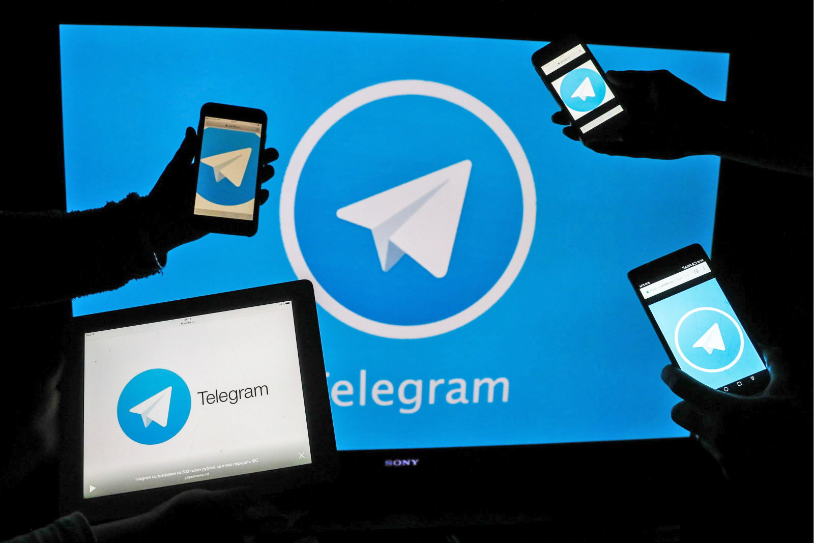 Iran tells isps to block telegram alexander shcherbaktass stopboris Image collections