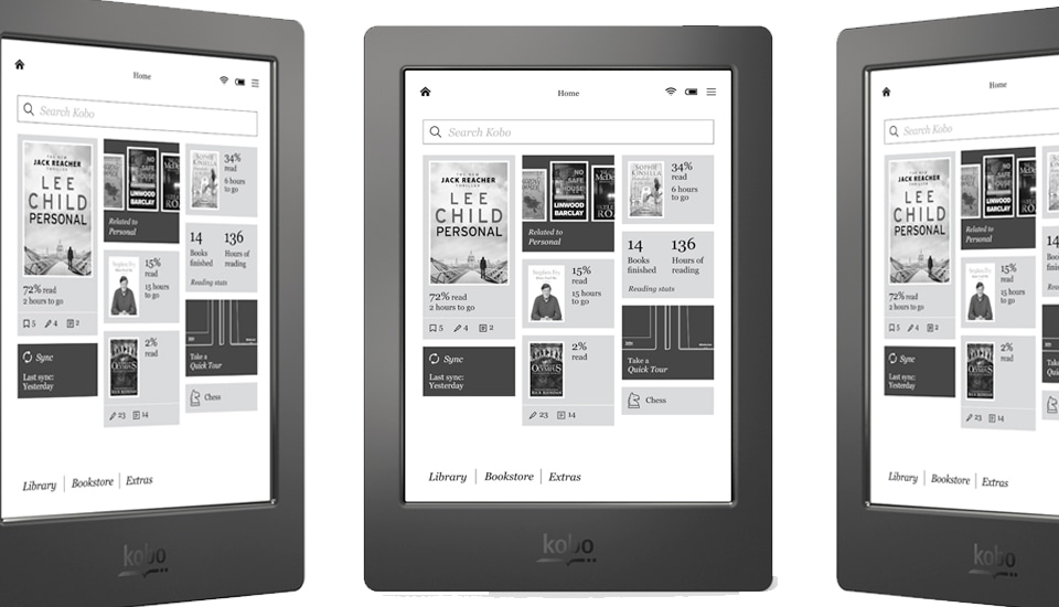 Kobo\'s Aura H20 lets you read in the bath
