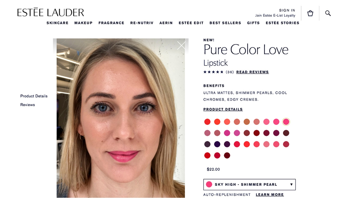 Loreal Buys An Augmented Reality Beauty App Maker